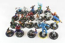 Heroclix Armor Wars les & Unicos Magneto Mystique Sentry de Yocasta Wolverine