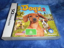 nintendo ds dogs 2  game