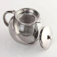Teekannen aus Glas