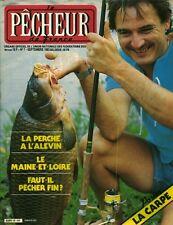 Revue le pêcheur de France No 7 Septembre 1983