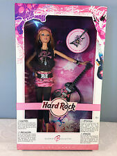 2006 Hard Rock Barbie Doll - Blonde K7906 Pink Label Pink Camo Miniskirt - NRFB