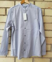 New COS men shirts, grey. Size S