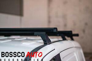 Set of 3 Heavy Duty Roof Racks suitable for LDV G10 2015-2020