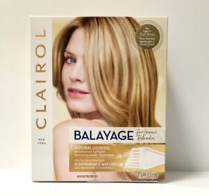 Clairol BALAYAGE Highlighting Kit for Light to Dark Blondes Hair Color NEW
