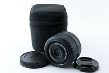 Sigma 30mm F2.8 EX DN for sony E-mount w/Lens Cap Excellent++ From Japan Tested