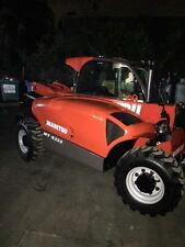 Manitou MT-X625T Telehandler Hire From $550/pw+gst Negotiable
