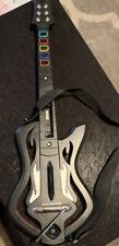 Nintendo Wii Guitar Hero WARRIORS OF ROCK Starpower Wireless Controller tested