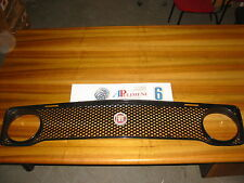 073100  GRIGLIA/MASCHERINA (FRONT GRILLE) FIAT 128 RALLY NERA
