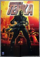 CODENAME: TENKA__Original 1997 game POSTER__PlayStation__Psygnosis promo advert