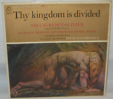 The Living Bible 9 LP-Thy Kingdom is Divided-Shadrach,Meshach and Abednigo-VG