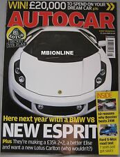 Autocar 21/6/2006 featuring BMW Z4M, Porsche Boxster S, TVR Tuscan 2, Audi, Ford