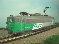 """Piko / SAI 96515 H0 Ellok SNCF BB408603 """"FRET"""" grün/grau Ep.V DC Analog NEU+OVP"""