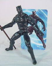BLACK PANTHER #005 Avengers Marvel Universe Collection COMPLETE Figure 2008