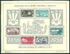 MEXICO #C234a  Souvenir Sheet, og, NH, VF, Scott $70.00