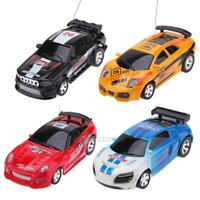 Coke Can Mini RC Car Remote Control Micro Racing Car Electric Toys Xmas Gifts UK