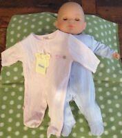 Zip Zap 'Little Bear' All in One / Sleepsuit / Baby Grow