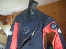 Diving Concepts dry suit, Weezle insulation suit, accessories