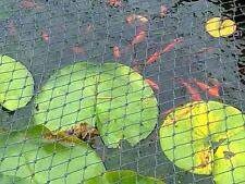 CHILD SAFETY POND NETTING-VERY STRONG-ROTPROOF 2.5M X 3M PONDS,PITS HOT TUBS new
