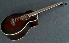 Ibanez AEB10E DVS Acoustic-Electric Bass Guitar SUNBURST Fishman Pickup REPAIRED