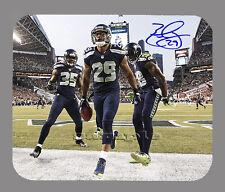 Item#2785 Earl Thomas End Zone Seattle Seahawks Facsimile Autographed Mouse Pad