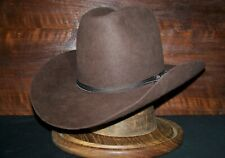 Rare Vintage Borsalino Cowboy Hat (7 1/8 brown)