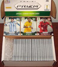 2014 Panini Prizm World Cup SET COMPLETE Full 1-201 Messi Ronaldo Neymar BASE