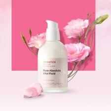 aromatica Rose Absolute Vital Fluid 100ml / 3.4oz K-beauty Highly Moisturizing