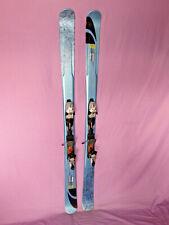 Salomon Pocket Rocket twin tip Spaceframe skis w/ Marker Tit. 1200 ski bindings~