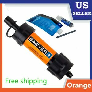 Sawyer SP103 MINI Water Filtration System ORANGE ~ 2020 HOT SELLING FILTER~ New