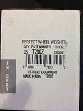 PERFECT EQUIPMENT TZ SERIES COATED TIRE WHEEL WEIGHTS -T200Z