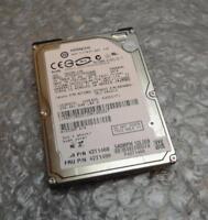 "120GB Hitachi HTS542512K9SA00 5400RPM 2.5"" SATA Hard Disk Drive 7M"