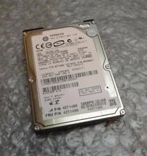 """Hitachi 120 GB HTS542512K9SA00 5400 Rpm 2.5"""" SATA disco duro de 7 M"""