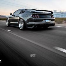 Rear diffuser mustang 2015 2016 2017