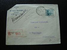 FRANCE - enveloppe 1943 (cy66) french