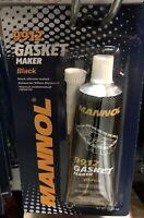 Black Gasket Maker RTV silicon high temp sealer instant sealant water oil resist