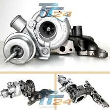 Turbolader => SMART - MCC => 0,8 CDI 799ccm 45PS 33KW OM660 DE08LA 54319700005