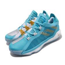 adidas Dame 6 GCA Five Generals Blue Three Kingdoms Men Basketball Shoe FW3658