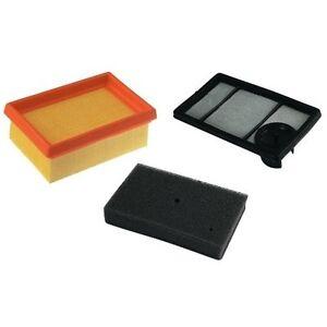 Air & Pre Filter Kit Stihl TS400 Concrete Cut Off Saw