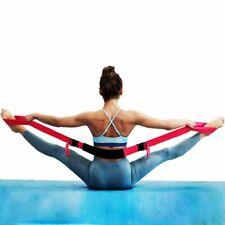 Yoga Belt Stretch Strap Equipment Elastic Practice Resistance Training Soft Rope