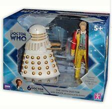 Dr Who boxset 6th Dr & remembrance dalek,Colin Baker collector's box set.