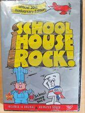 Schoolhouse Rock 30th Anniversary 0786936157826 With Jack Sheldon DVD Region 1