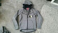 Men's Nike Tech Fleece Windrunner Hoodie/hoody in Size S colour grey Brand New