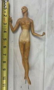 antique mannequin doll micro mini minikin advertising vintage figure art fashion
