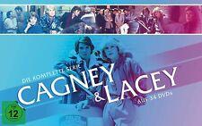 34 DVD-Box ° Cagney & Lacey ° die komplette Serie ° NEU & OVP