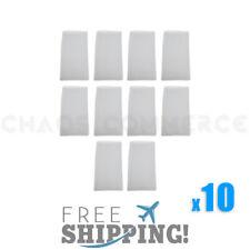 """90 Micron Rosin Press Filter Bags 10 Pack Rosin Screen Bag Filter - 3"""" x 5"""""""