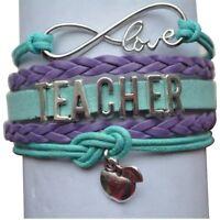 Teacher Bracelet, Teacher Gift, Teacher Jewelry, Teacher Appreciation