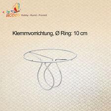 Klemmvorrichtung, Ø Ring: 10 cm