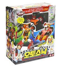 Hello Carbot AUTOSONIC Formula F1 Sports Car Transformer Robot Toy Auto Sonic