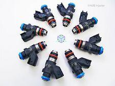 Set of 8 AUS Injectors 1600 cc fit CAMARO SS, CORVETTE Z06/ZR1 & G8 GXP [D8-0]
