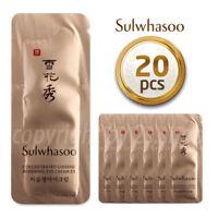 [Sulwhasoo] Concentrated Ginseng Renewing Eye Cream EX1ml× 20pcs Korea Cosmetics